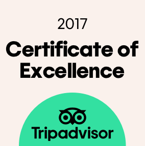 Certificate of Excellence 2017